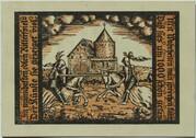 50 Pfennig (Schalkau; History Series - Issue 2) – revers