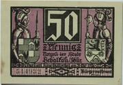 50 Pfennig (Schalkau; History Series - Issue 4) – avers