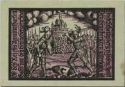 50 Pfennig (Schalkau; History Series - Issue 4) – revers