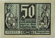 50 Pfennig (Schalkau; History Series - Issue 5) – avers