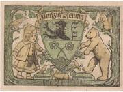 50 Pfennig (Schalkau) – revers