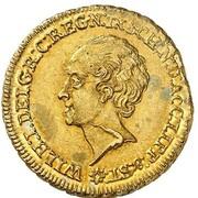 10 thaler Wilhelm Friedrich Ernst – avers