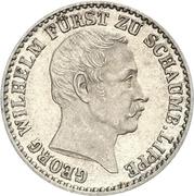 1/12 Thaler / 2½ Silbergroschen - Georg Wilhelm – avers
