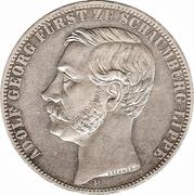 1 Vereinsthaler - Adolf Georg – avers