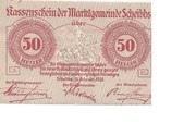 50 Heller (Scheibbs) – avers