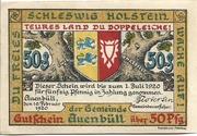 50 Pfennig (Auenbüll) – avers