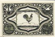25 Pfennig (Langelohe) – revers