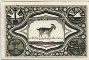 50 Pfennig (Langelohe) – revers