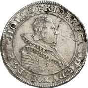 1 thaler Friedrich III – avers