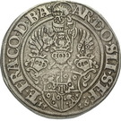 ½ Guldengroschen/Joachimsthaler – avers
