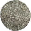 ½ Guldengroschen/Joachimsthaler – revers