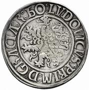 1 guldengroschen / Joachimsthaler Louis I Jagellon – revers