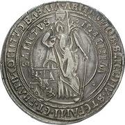 1 Guldengroschen/Joachimsthaler – avers