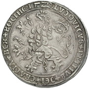 1 Guldengroschen/Joachimsthaler – revers