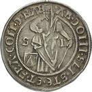¼ Guldengroschen/Joachimsthaler – avers