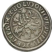 ¼ Guldengroschen/Joachimsthaler – revers