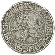 1½ Guldengroschen/Joachimsthaler – revers