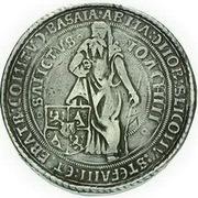 2 Guldengroschen/Joachimsthaler – avers