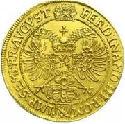 10 ducat Heinrich Schlick – revers
