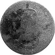 1 pfennig - Karl – avers