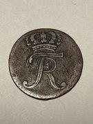 1 pfennig Friedrich I – avers