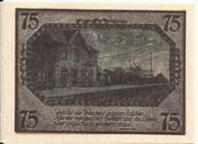 75 Pfennig (Schnelsen) – revers