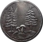 50 pfennig - Schönwald – revers