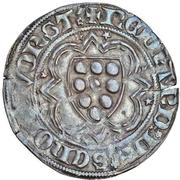 1 Gros - Reinhard II. – avers