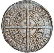 1 Gros - Reinhard II. – revers