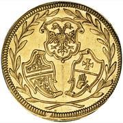 1 ducat (Paix) – avers