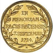 1 ducat (Paix) – revers
