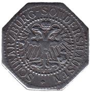 20 pfennig - Schwarzburg-Sonderhausen – avers