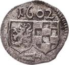1 Pfennig - Albert VIII., Günther XLII, Anton Heinrich, Johann Günther II. and Christian Günther I. – avers