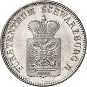 6 Kreuzer - Friedrich Günther – avers
