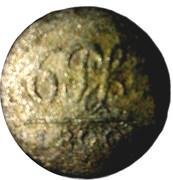 6 pfennig  Ludwig Friedrich II – revers