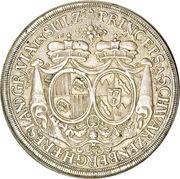 1 Thaler - Ferdinand Wilhelm Eusebius & Maria Anna – revers