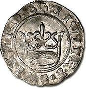 ½ gros - Louis II Jagellon (1516-1526) – avers