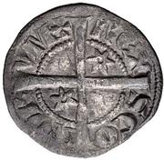 ½ Penny - Alexander III (2nd monnayage) – revers