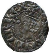 1 farthing Alexandre III (2nd monnayage) – avers