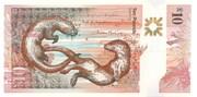 10 Pounds (Royal Bank of Scotland) – revers