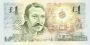 One Pound (Royal Bank Of Scotland) – revers