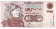 10 Pounds ( Millennium issue ) – avers
