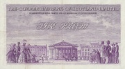5 Pounds (Commercial Bank of Scotland) – revers