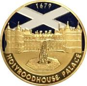 Scottish Tourist Medal – revers