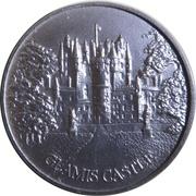 Glamis Castle – revers