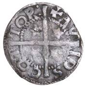 ½ penny David I (1st Coinage, 1st Issue) – revers