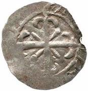 1 penny Malcolm IV (Type IIa) – revers