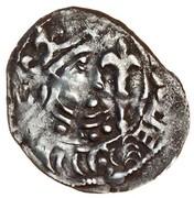 1 penny  David I (Period C) – avers