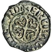 1 penny David I (Period A) – revers