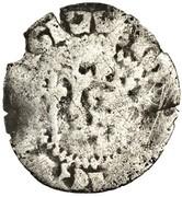 ½ penny John Baliol (2nd monnayage) – avers